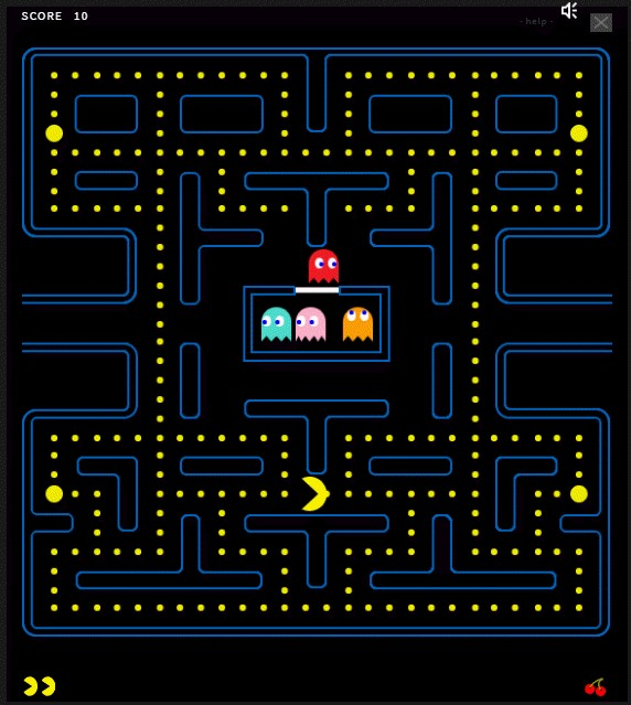 Front end 2 - myCred PacMan